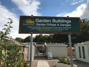 GBC Coleshill, a Nordic Garden Buildings Flagship Site